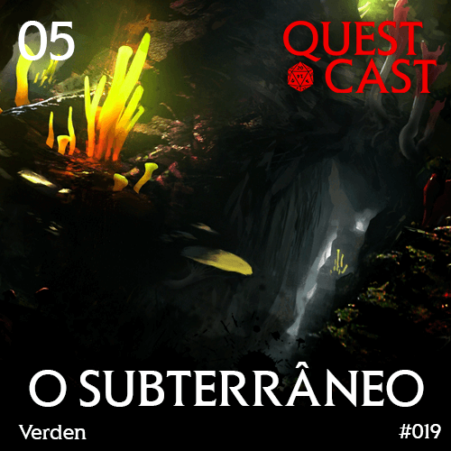 capa o-subterraneo-quest-cast-podcast-rpg