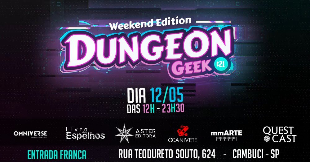 Dungeon Geek