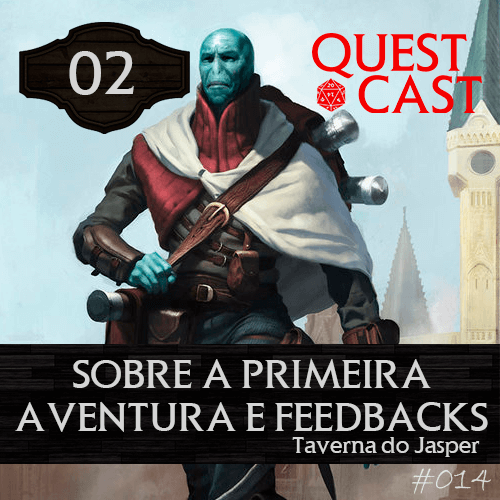 capa sobre-a-primeira-aventura-e-feedbacks-podcast-rpg