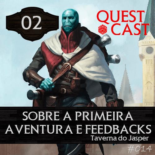 capa sobre-a-primeira-aventura-e-feedbacks-podcast-rpg