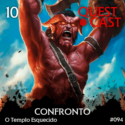 confronto-o-templo-esquecido-10-quest-cast